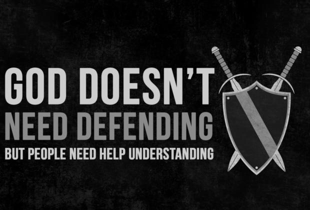 Försvara den kristna tron