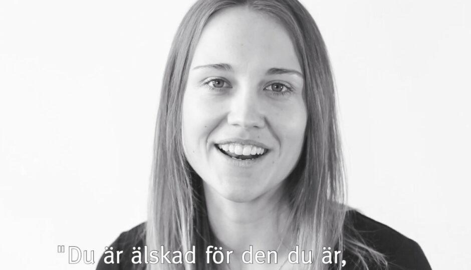 """Sahra Gillberg: """"Jag behövde inte Jesus – för jag hade ju allt"""""""