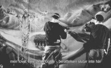 Graffitiberättelsen om Jesus – vad hände?