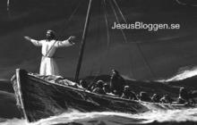 """JesusBloggen #9 – """"En dags bekymmer räcker mer än väl"""" /Jesus"""