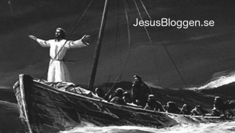 """JesusBloggen #10 – """"Med Jesus i båten kan jag le mitt i coronastormen"""""""