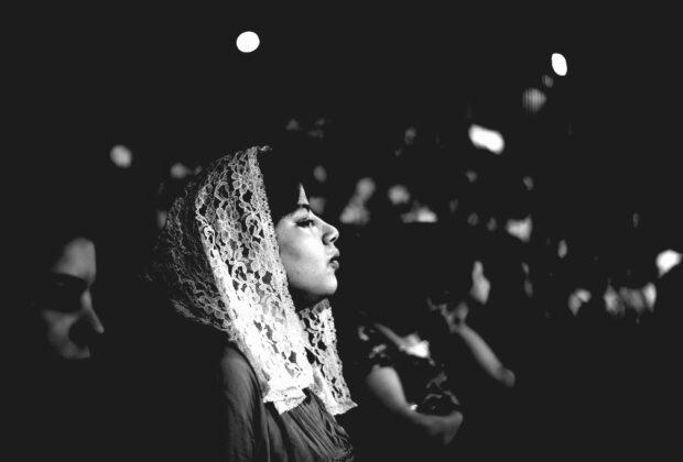 Glädjesång från Grottkyrkan i Egypten – Increase your praises to Christ