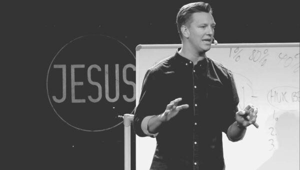 Eric Andersson predikar: Vem är Jesus?