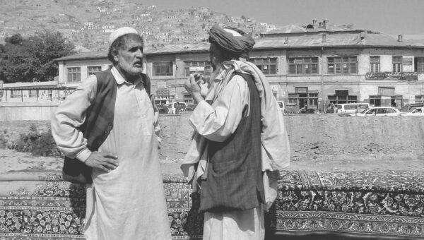 Denna vecka ber vi för Afghanistan