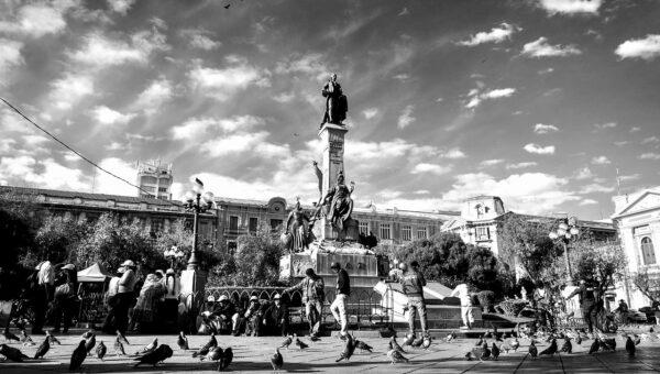 Denna vecka ber vi för Bolivia