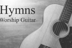 Kristna hymner på gitarr
